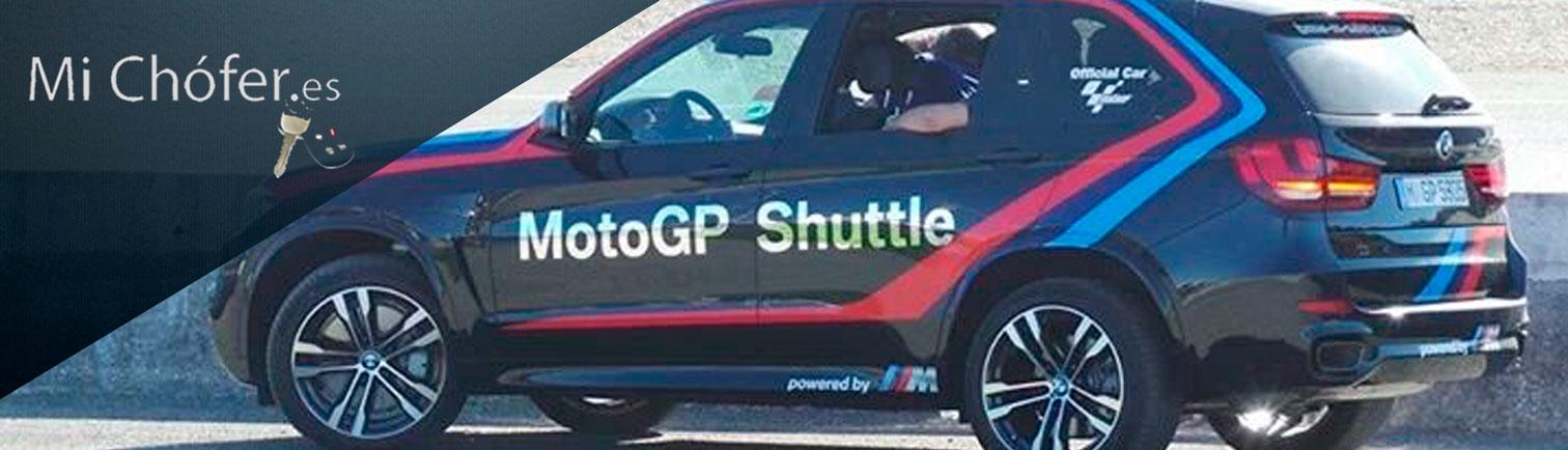 coches-con-conductor-para-vips-motogp